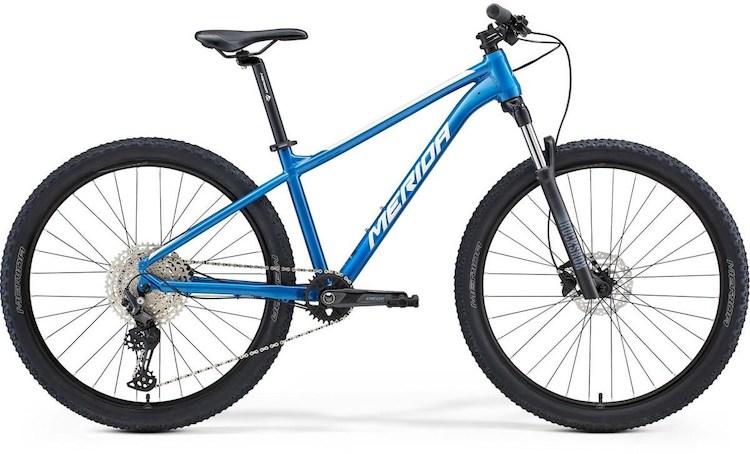 Merida Big Seven 80 - a good choice mountain bike for teenagers
