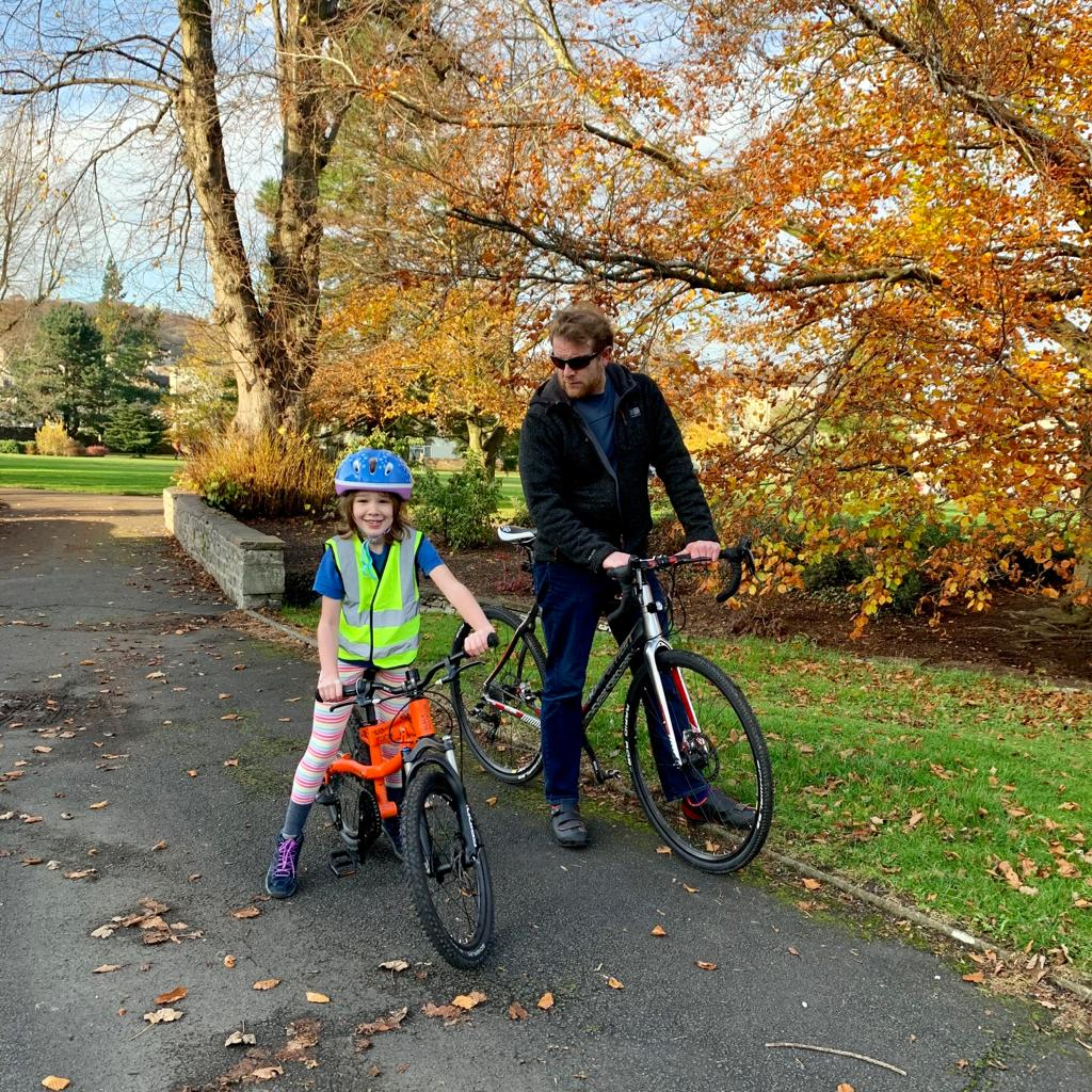Review of the Black Mountain HUTTO kids bike