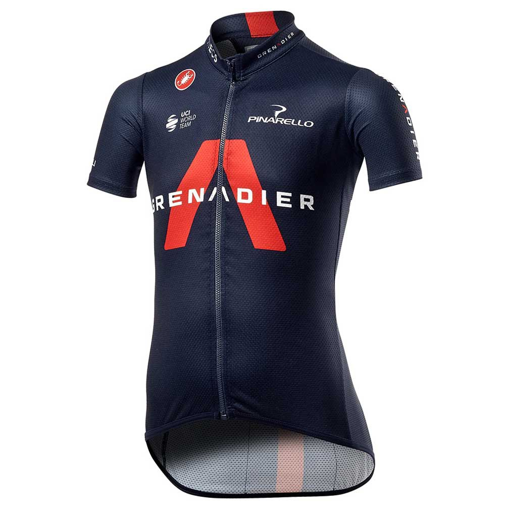 Team INESO Grenadier 2021 kids sized cycle jersey