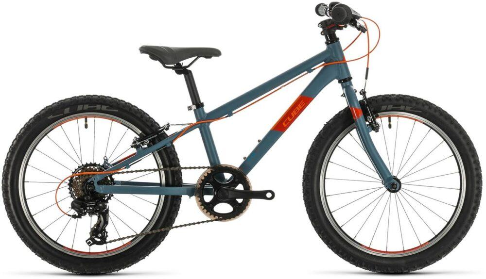 """Cube Acid 200 kids bike - a great choice 20"""" wheel bike for a 7 year old"""