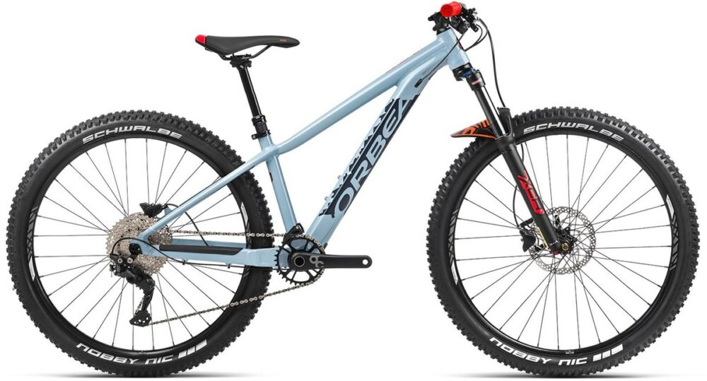 Orbea Laufrey 27 H20 Blue Grey mountain bike for a teenager