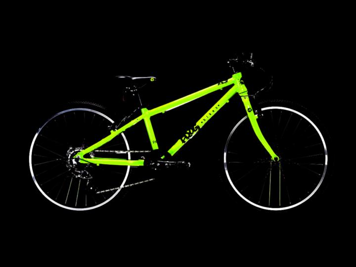Cheapest Frog Bikes - green Frog bike