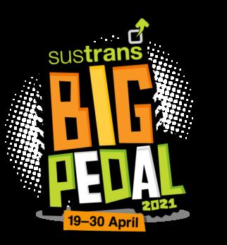 Sustrans Big Pedal 2021