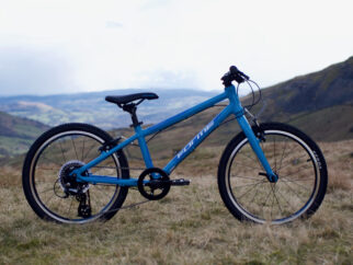 Forme Kinder kids bike review by Cycle Sprog - we take a closer look at the Kinder 20