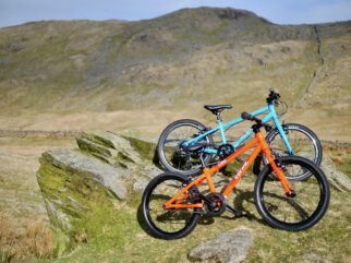 Forme Cubley and Kinder kids bikes - are they as good as Islabikes?