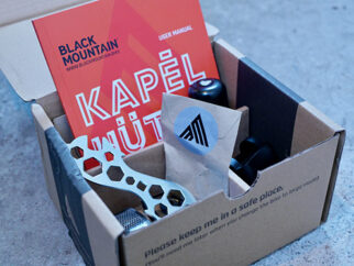 Black Mountain Kapel user manual - what is in the box