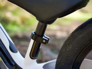 Hornit AIRO balance bike seat post adjustment
