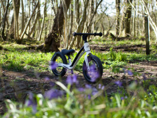 Hornit AIRO Orca White - review of this lightweight balance bike
