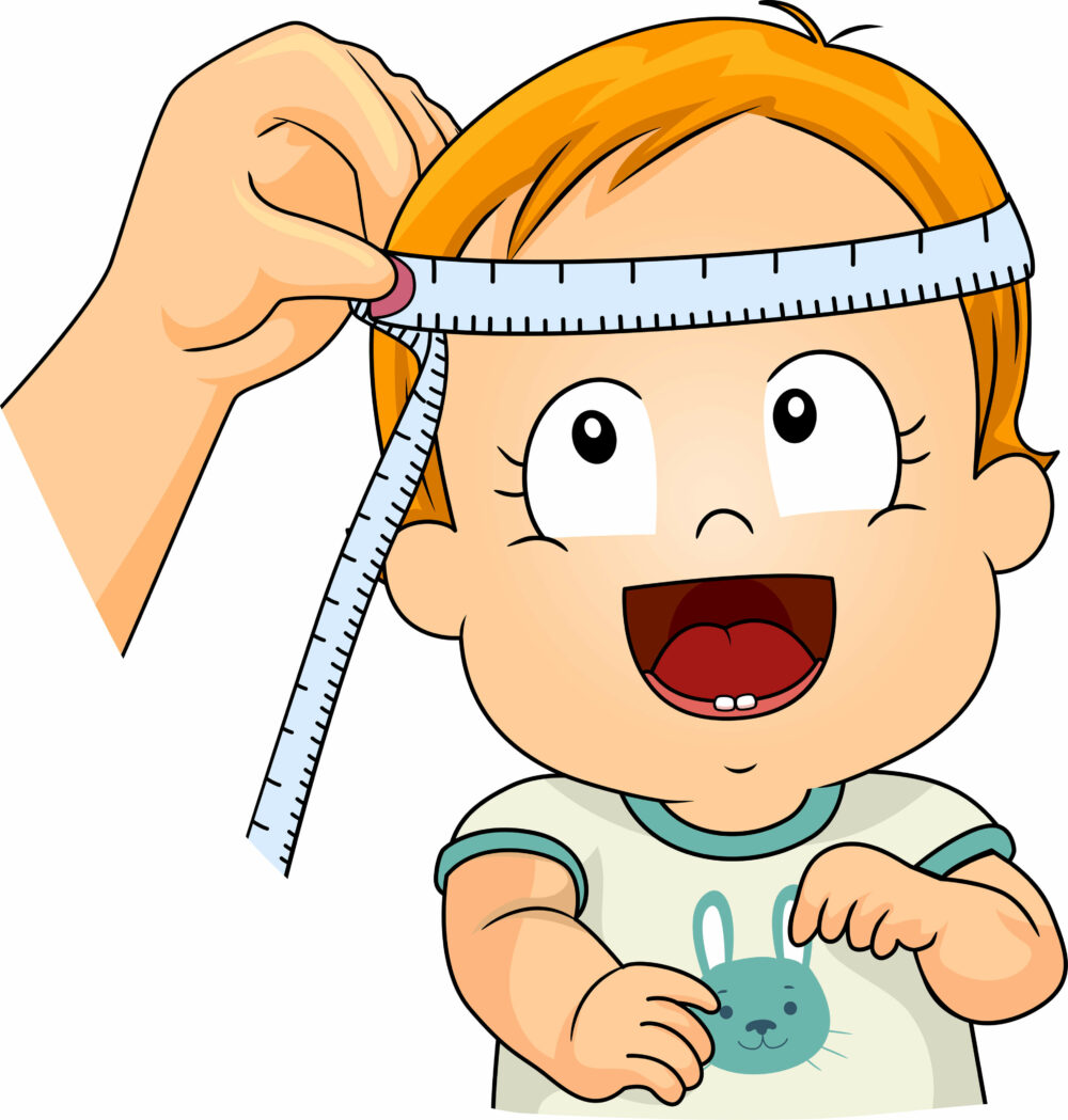 How to measure your child's head for a bike helmet