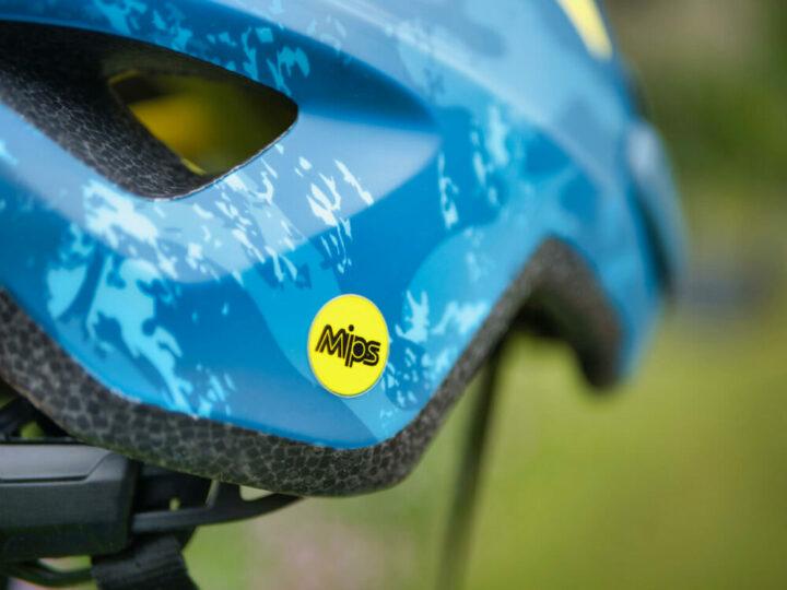 Kids cycle helmet MIPS