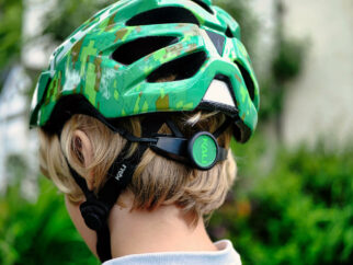 kids cycle helmet does it fit correctly