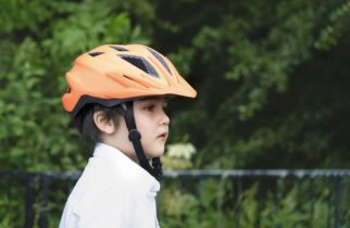 Kids helmet straps too loose
