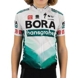 Bora Hansgrohe kids cycling kit