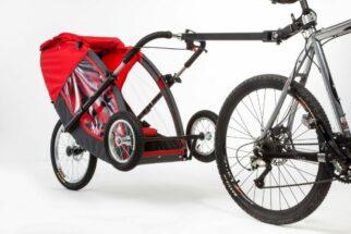 Kolofogo single wheel bike trailer