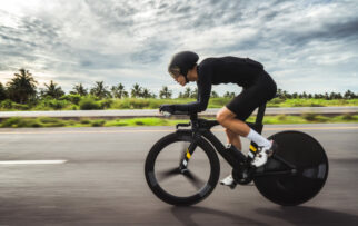 Individual time trial guide