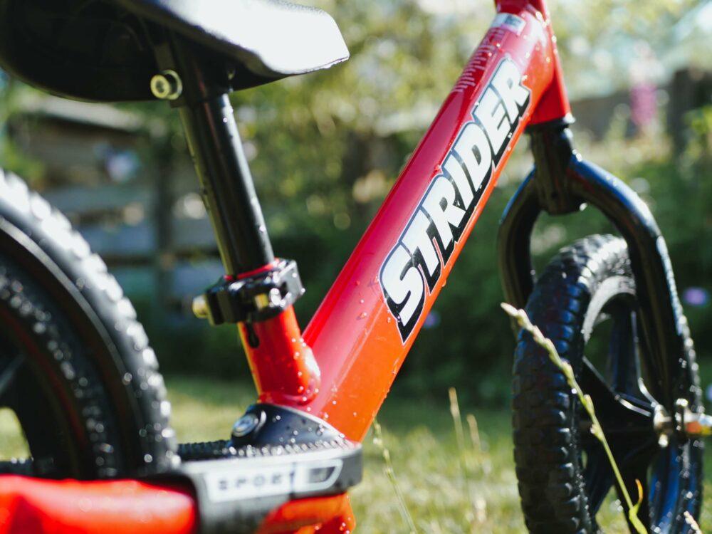 Strider balance bike kids bike review