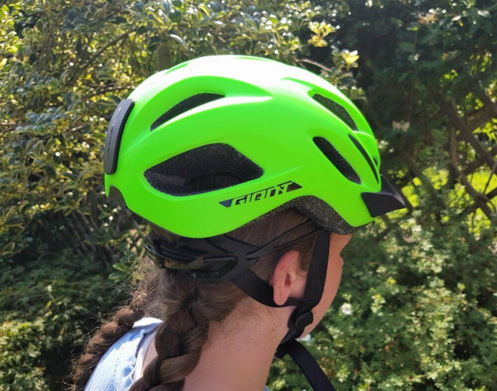 Giant teenagers bike helmet review