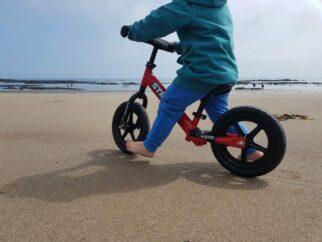 Strider balance bike kids review
