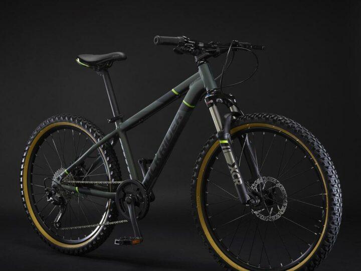 BTwin Rockrider 920 24 inch wheel