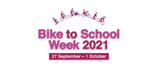 Bike to School Week 2021