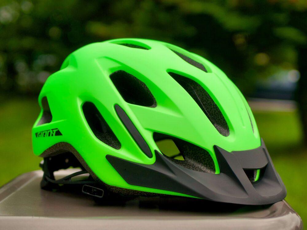 Giant Compel ARX helmet review