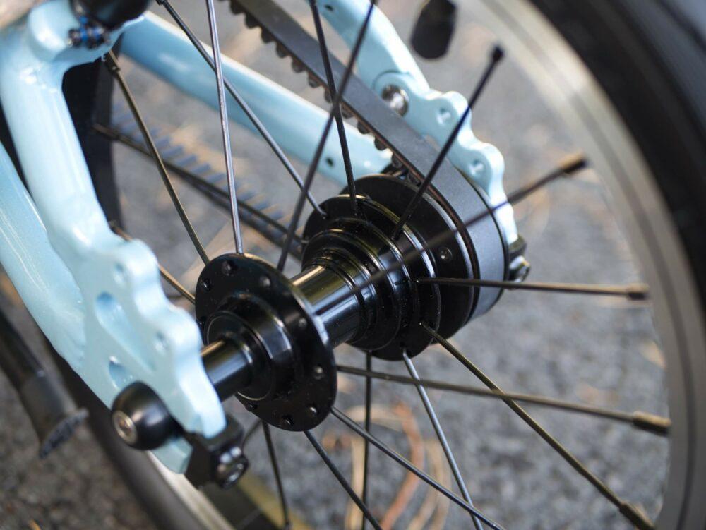 Hornit hero kids bike wheel