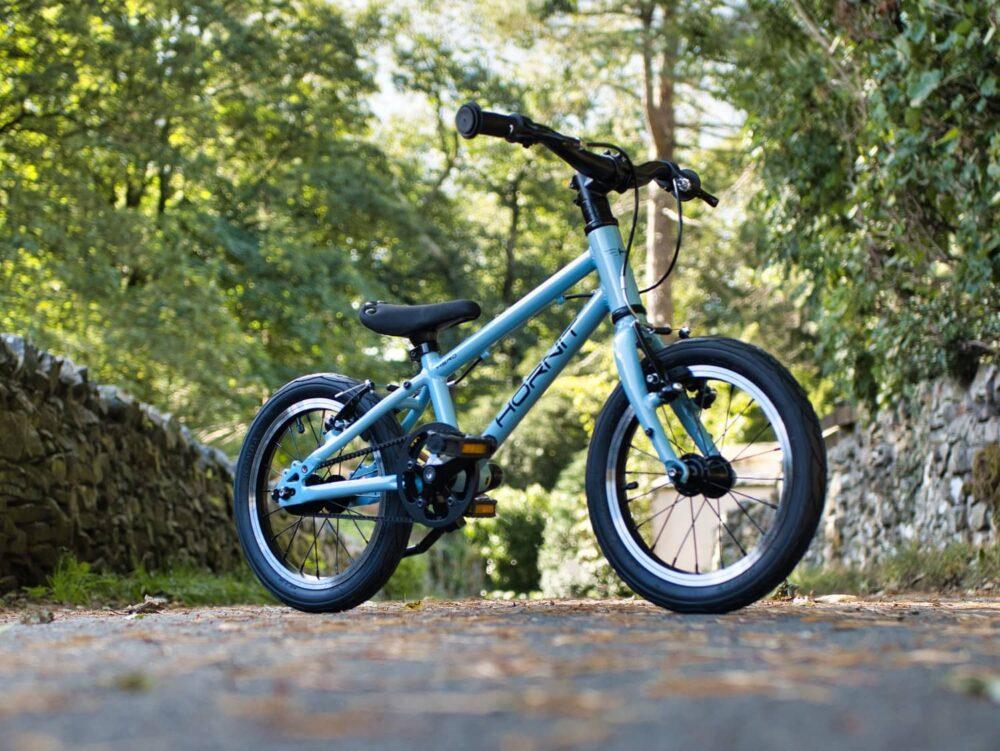 Review of the Hornit HEROI 14 kids starter bike